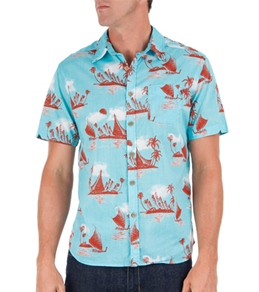 Lost Men's Smooth Sailing S/S Shirt