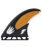 Future Fins Carbon & Bamboo Rob Machado Tri Fin Set