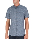Rip Curl Men's Flower Power Short Sleeve Shirt