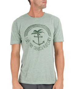 Rip Curl Men's Sunny Anchor Heather S/S Tee