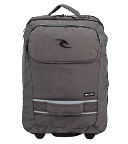 Rip Curl Men's Cabin F-Light Wheely Luggage