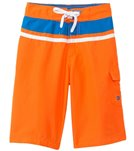 Speedo Boys' Horizontal Splice E-Board Short (8yrs-20yrs)