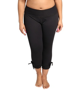 Moving Comfort Urban Gym Plus Size Capri