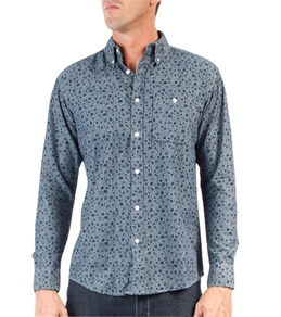 Matix Men's Garage Floral L/S Shirt