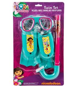 UPD Dora 3 Piece Swim Set