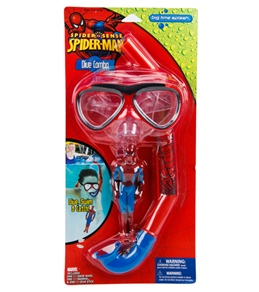UPD Spiderman 3 Piece Swim Set