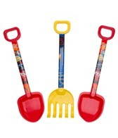 UPD Cars Giant Shovel & Rake Sand Toys