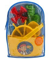 UPD Jake Sand Toys Backpack Set
