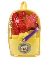 UPD SpongeBob Sand Toys Backpack Set
