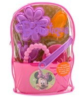 UPD Minnie Sand Toys Backpack Set