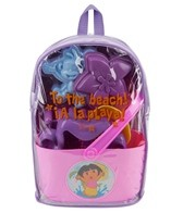 UPD Dora Sand Toys Backpack Set