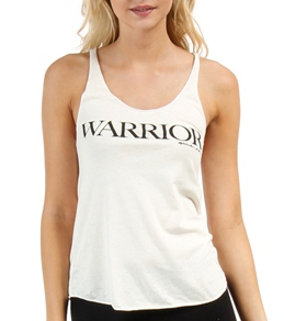 Spiritual Gangster Warrior Burnout Tank Top