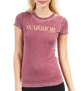 Spiritual Gangster Warrior Burnout Tee