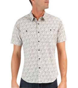 Reef Men's Mini Loco S/S Shirt