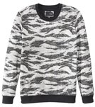 Hurley Men's Flammo Crew Neck Fleece