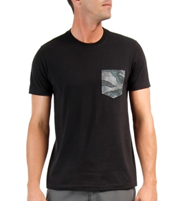 Hurley Men's Flammo Pocket Tee