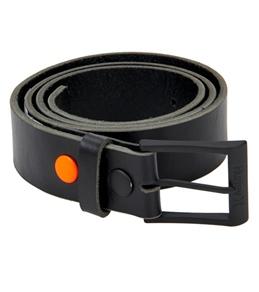 Hurley Men's Icon Leather Belt