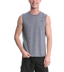 The North Face Men's Run Reaxion Amp Sleeveless Shirt