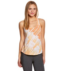 Asics Women's Tessa Burnout Racer Tank Top