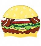 sporti-hamburger-silicone-swim-cap