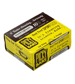 Picky Bars Smooth Caffeinator Box