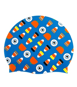 Sporti Candy Mix Silicone Swim Cap