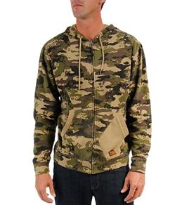 Volcom Men's Pile Zip Hoodie