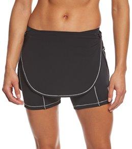 DeSoto Women's Carrera Tri Shorts w/Skirt Wrap