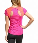 Brooks Women's Infiniti Short Sleeve Running Shirt