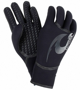 Rip Curl Men's Flash Bomb 3/2mm 5 Finger Glove