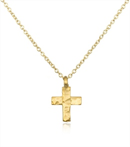 Satya Jewelry Cross Necklace