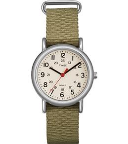 Timex Weekender Slip Thru Watch