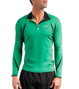 GORE Men's Air Zip Running Shirt Long