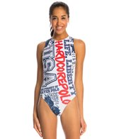 HARDCORESPORT Women's Pursuit Water Polo Suit