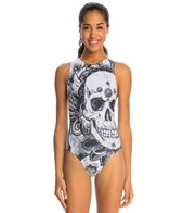HARDCORESPORT Women's Poison Water Polo Suit