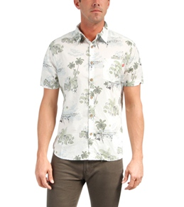 Lost Men's Pleasure Point S/S Shirt