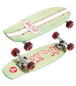 Lost Hang Ten Skateboard