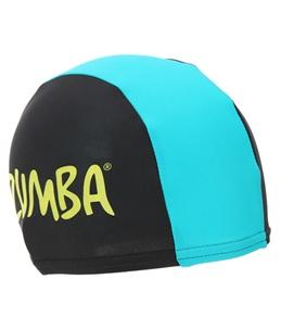 Aqua Zumba by Speedo Soaked In Glory Swim Cap