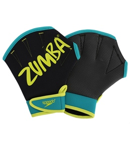 Aqua Zumba by Speedo This Must Be Glove Aquatic Fitness Gloves