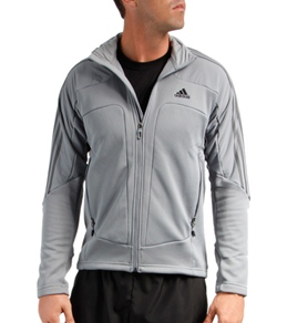 Adidas Men's Terrex Swift Fleece Running Jacket