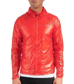 Mountain Hardwear Men's Ghost Whisperer Running Hooded Jacket
