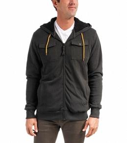 O'Neill Men's Klamath Zip Up Hooded Fleece
