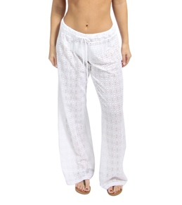 Swim Systems Dreamcatcher White Patio Pant