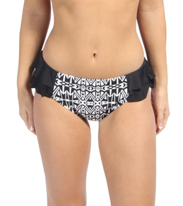 Swim Systems Bora Bora High Waist Peplum Bottom