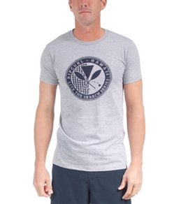 Rip Curl Men's Outrigger Heather S/S Tee