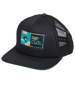 Rip Curl Men's Botanical Garden Trucker Hat