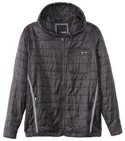 Hurley Men's Parachute Zip Up Jacket