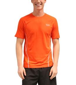 Mountain Hardwear Men's CoolRunner Running Short Sleeve T