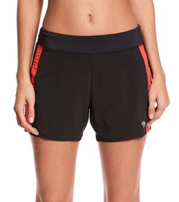 "Mountain Hardwear Women's 5"" CoolRunner Running Short"