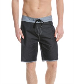 Quiksilver Men's OG Scallop Solid Boardshort
